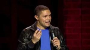 Video: 5 Funniest Trevor Noah Standup jokes